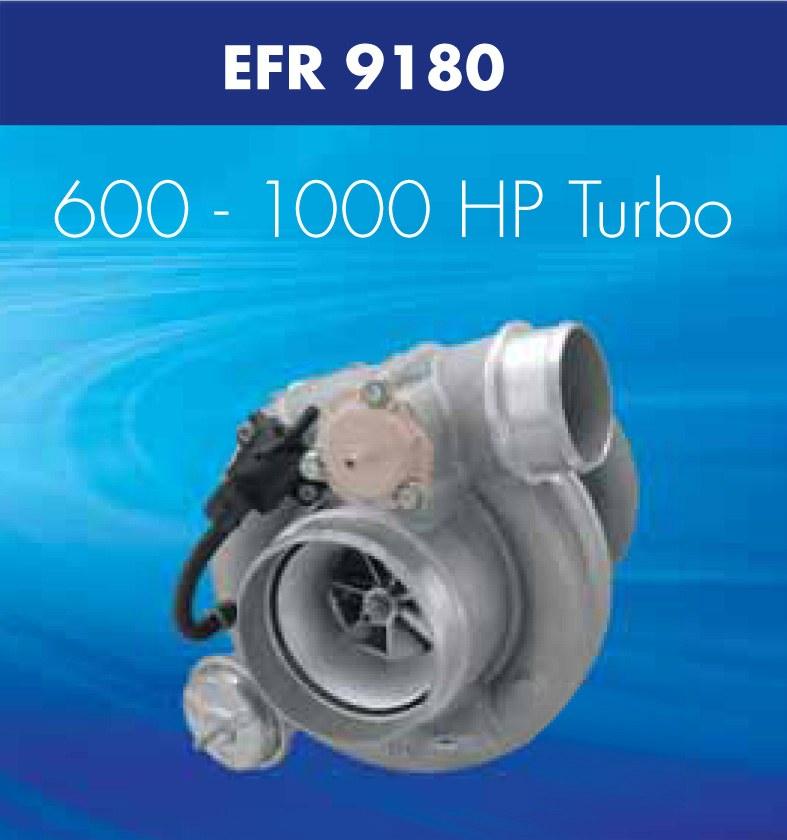 Turbosprężarka Borg Warner EFR-9180 - GRUBYGARAGE - Sklep Tuningowy